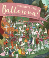Where's the Ballerina? Find The Ballerinas Hidden in the Ballets