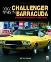 Dodge Challenger & Plymouth Barracuda Chrysler's Potent Pony Cars