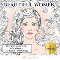 Colouring Book (Beautiful Women)
