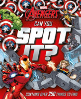 Marvel Avengers: Can You Spot It?