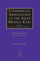 Commercial Arbitration in the Arab Middle East Shari'a, Syria, Lebanon, and Egypt