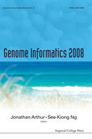 Genome Informatics 2008: Genome Informatics Series Vol. 21 - Proceedings Of The 19th International Conference