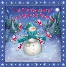 Snowman and the Christmas Fairie