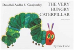 The Very Hungry Caterpillar in Somali and English