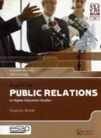 English for Public Relations Course Book with Audio CDs