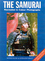 The Samurai, The Recreated in Colour Photographs