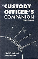 Custody Officer's Companion