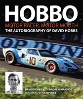 Hobbo : Motor-Racer, Motor Mouth The Autobiography of David Hobbs