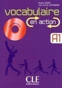 Vocabulaire en action + CD Débutant
