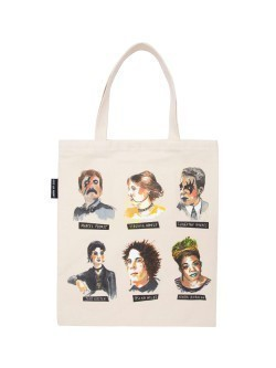 Taška Punk Rock Authors tote bag