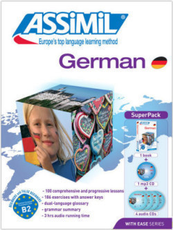 Lehrbuch + 4 Audio-CDs + 1 MP3-CD German Approach to English
