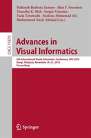 Advances in Visual Informatics