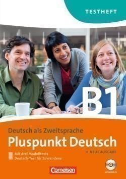 Pluspunkt Deutsch Neu B1 Testheft Mit Audio Cd Mit Modelltest