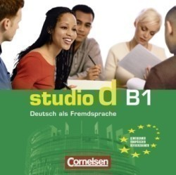 Studio D B1 Audio-CDs (2)