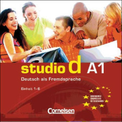 Studio D A1 Teilband 1 Audio-CD