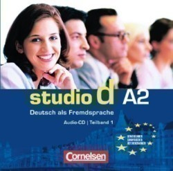 Studio D A2 Teilband 1 Audio-CD