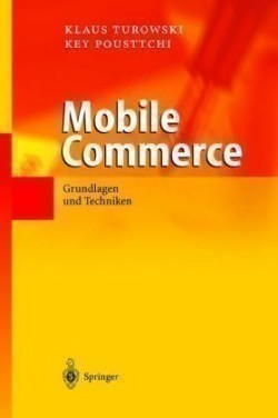 Mobile Commerce Grundlagen Und Techniken