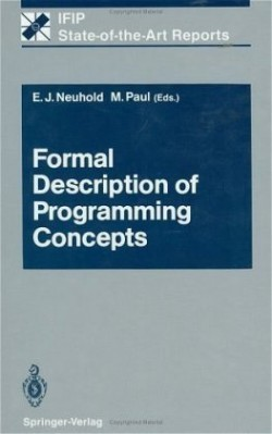 Formal Description of Programming Concepts