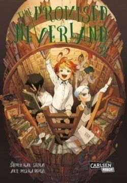 The Promised Neverland. Bd.2