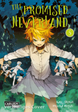 The Promised Neverland. .5