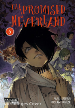 The Promised Neverland. .6