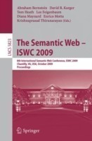 The Semantic Web - ISWC 2009 8th International Semantic Web Conference, ISWC 2009, Chantilly, VA, USA, October 25-29, 2009, Proceedings