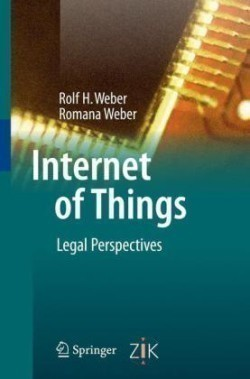 Internet of Things Legal Perspectives