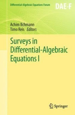 Surveys in Differential-Algebraic Equations I