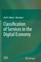 Classification of Services in the Digital Economy