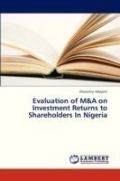 Evaluation of M&A on Investment Returns to Shareholders In Nigeria