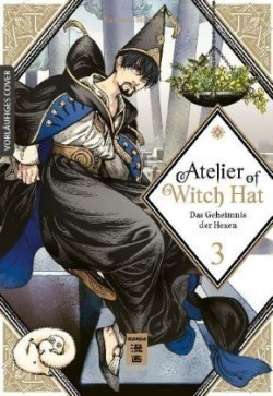 Atelier of Witch Hat - Limited Edition. Bd.3