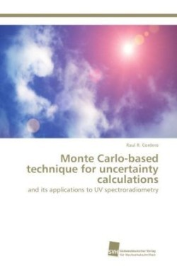 Monte Carlo-based technique for uncertainty calculations