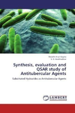 Synthesis, evaluation and QSAR study of Antitubercular Agents