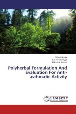 Polyherbal Formulation And Evaluation For Anti-asthmatic Activity
