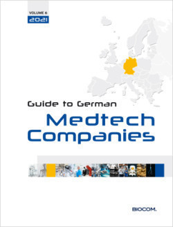 6th Guide to German Medtech Companies 2021