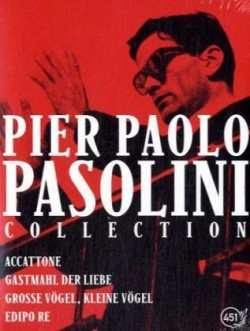Pier Paolo Pasolini - Collection, 5 DVDs