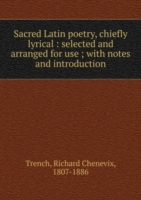 Sacred Latin poetry, chiefly lyrical