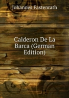 Calderon De La Barca (German Edition)