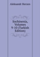 Sochinenia, Volumes 9-10 (Turkish Edition)