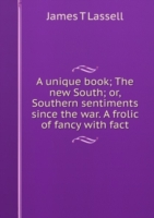 unique book; The new South; or, Southern sentiments since the war. A frolic of fancy with fact