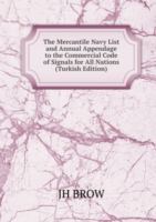 Mercantile Navy List and Annual Appendage to the Commercial Code of Signals for All Nations (Turkish Edition)
