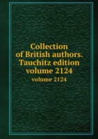 Collection of British authors. Tauchitz edition volume 2124
