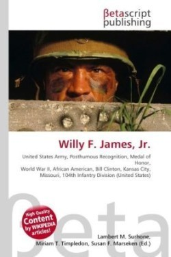 Willy F. James, Jr.