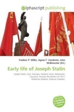 Early life of Joseph Stalin