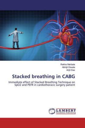Stacked breathing in CABG