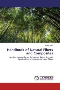 Handbook of Natural Fibers and Composites