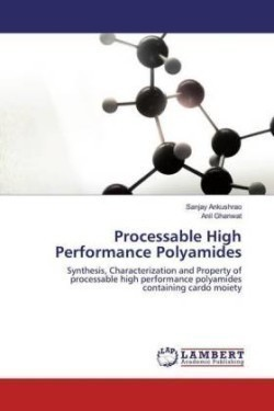 Processable High Performance Polyamides