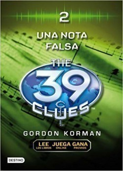 The 39 Clues 2: Una Nota Falsa