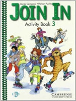 Join In 3 Activity Book, Spanish edition