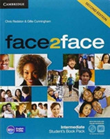 face2face for Spanish Speakers Intermediate Student's Pack(Student's Book with DVD-ROM, Spanish Speakers Handbook with Audio CD,Online Workbook)
